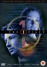 X档案 第一季海报