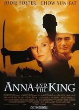 安娜与国王海报