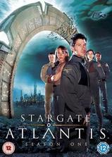 星际之门:亚特兰蒂斯 第一季海报