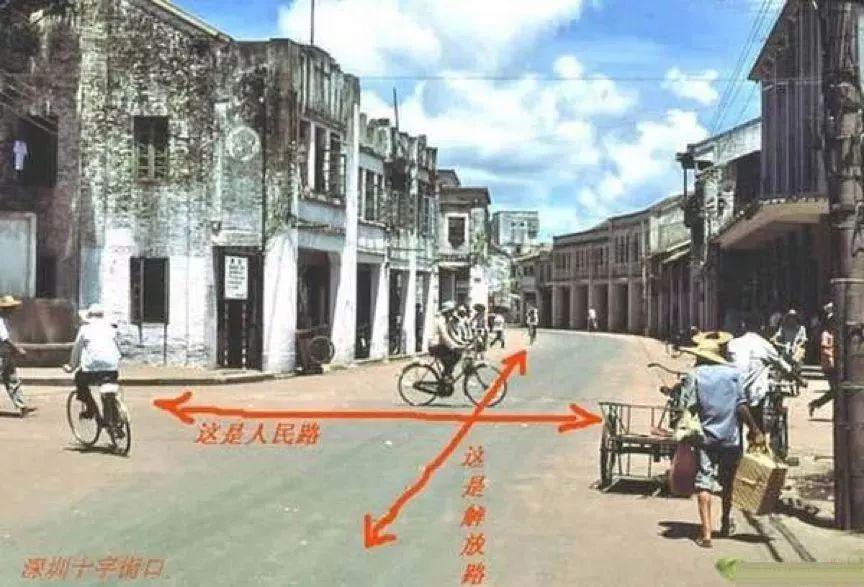 改革开放40周年,带你看深圳变迁