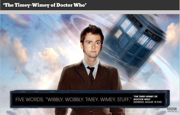 博士混乱的时间线