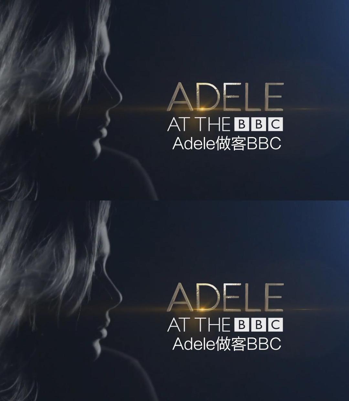 Adele做客BBC