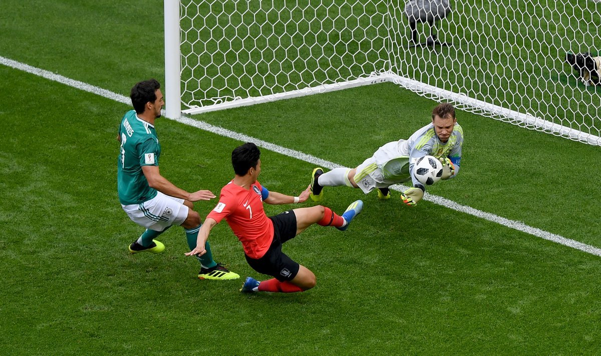 从伯尔尼奇迹到喀山惨案:德国足球的冰火两