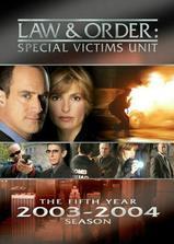 法律与秩序:特殊受害者 第五季海报