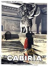 卡比利亚海报